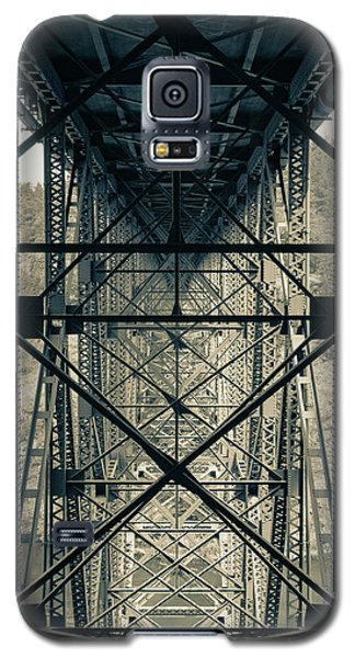 Deception Pass Bridge Galaxy S5 Case