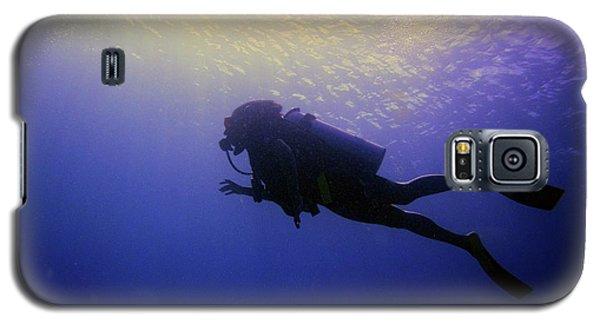 Deep Ascent Galaxy S5 Case