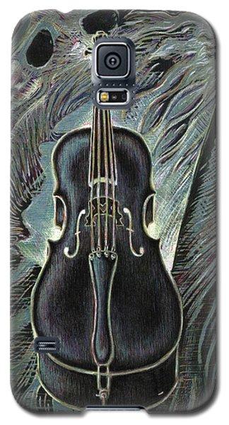 Deep Cello Galaxy S5 Case