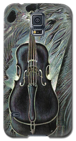 Deep Cello Galaxy S5 Case