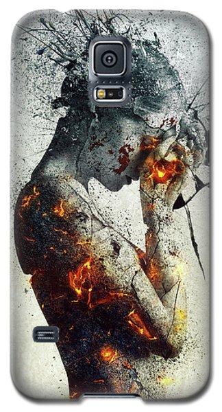 Nudes Galaxy S5 Case - Deliberation by Mario Sanchez Nevado