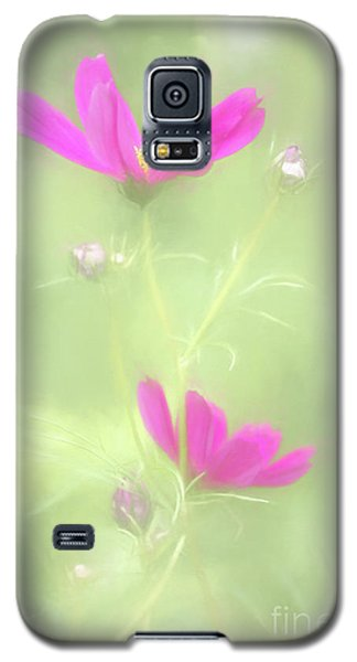 Delicate Painted Cosmos Galaxy S5 Case