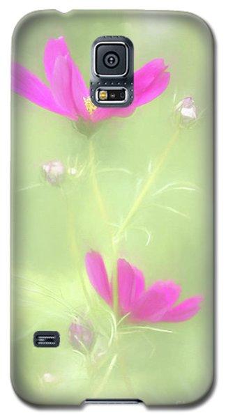 Delicate Painted Cosmos Galaxy S5 Case