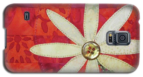 Delightful Daisy Galaxy S5 Case