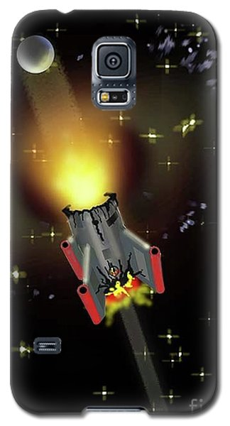 Demolition Galaxy S5 Case