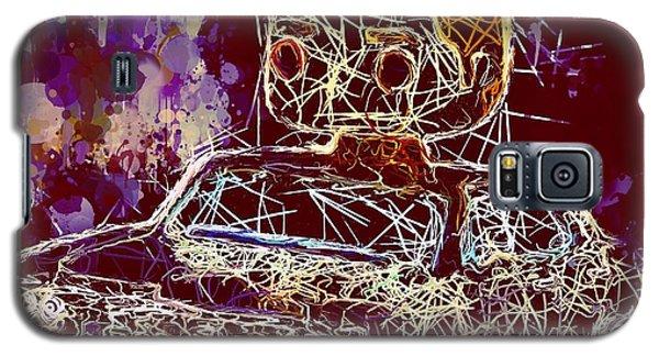 Dean Winchester Car Supernatural Pop  Galaxy S5 Case