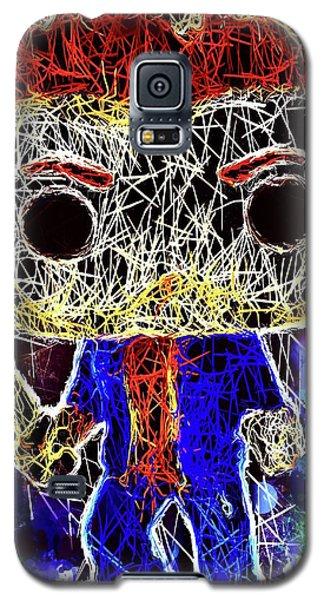 Dean Winchester Supernatural Galaxy S5 Case