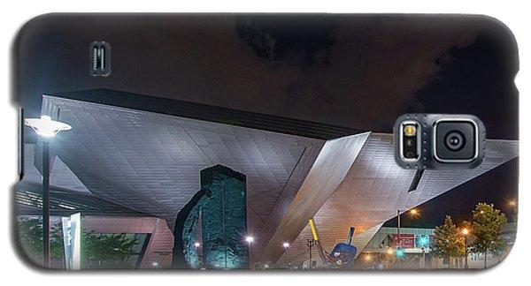 Denver Art At Night Galaxy S5 Case