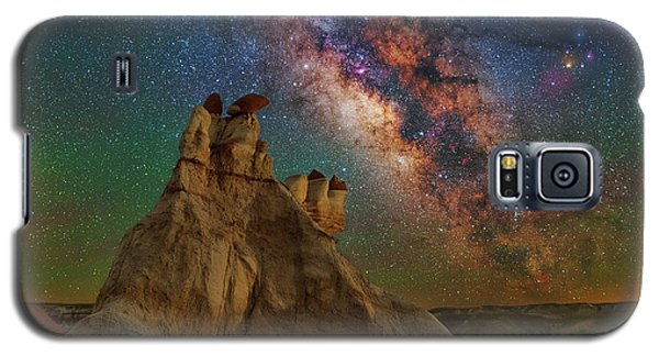 Desert Castle Galaxy S5 Case