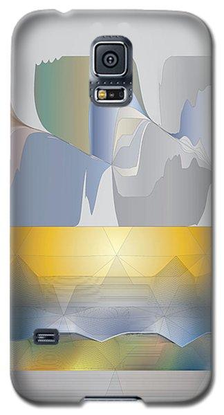 Desert Filter Box Galaxy S5 Case