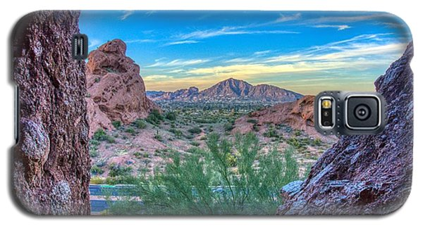 Desert Paradise  Galaxy S5 Case