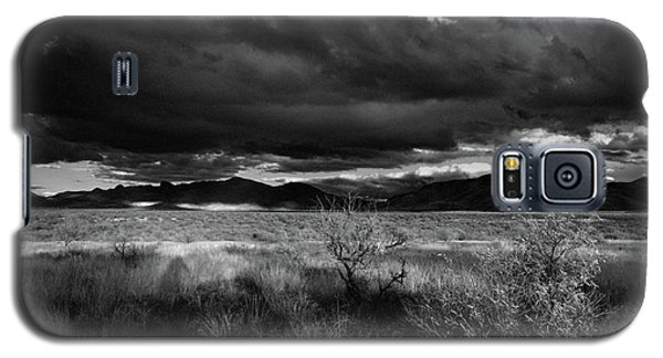 Desert Shadow Moods Galaxy S5 Case