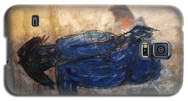 Desire By Nietzsche Galaxy S5 Case