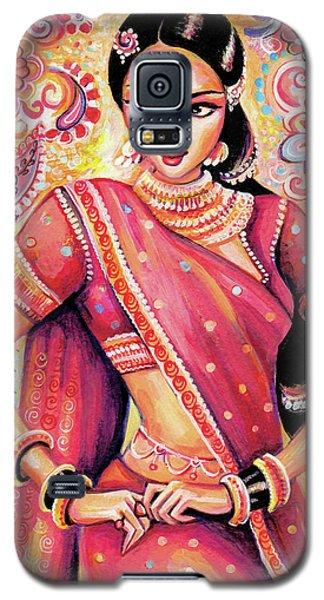 Devika Dance Galaxy S5 Case