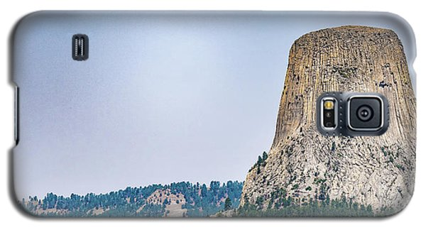 Devils Tower Galaxy S5 Case