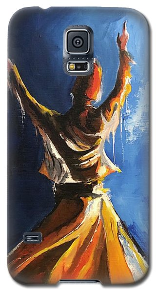 Devotion  Galaxy S5 Case