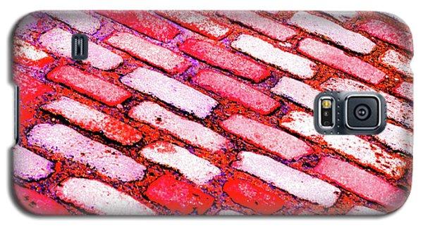 Diagonal Street Cobbles Galaxy S5 Case