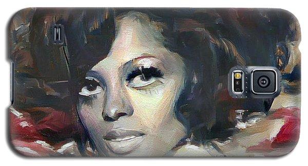 Diana Ross Galaxy S5 Case