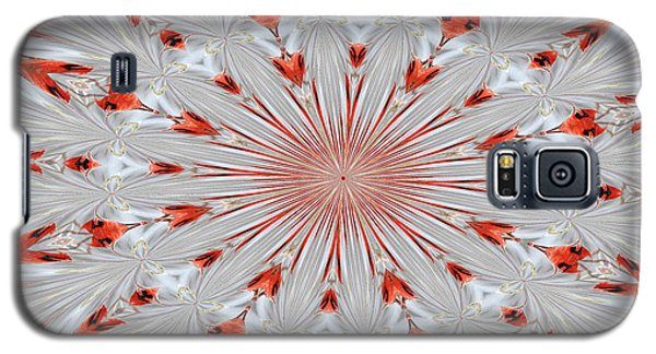 Digitalized Cardinal Galaxy S5 Case