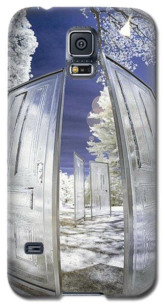 Dimensional Doors Galaxy S5 Case