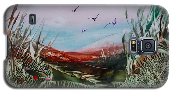Disappearing Pathway Galaxy S5 Case