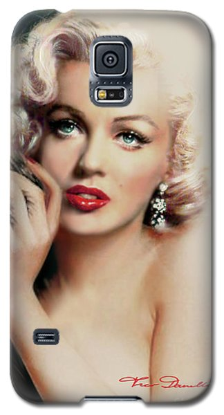 Diva Mm 169 Rose Galaxy S5 Case