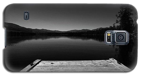 Dock At Dusk Galaxy S5 Case