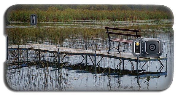 Dock By The Bay Galaxy S5 Case
