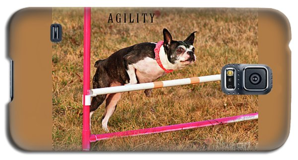 Doggie Agility  Galaxy S5 Case