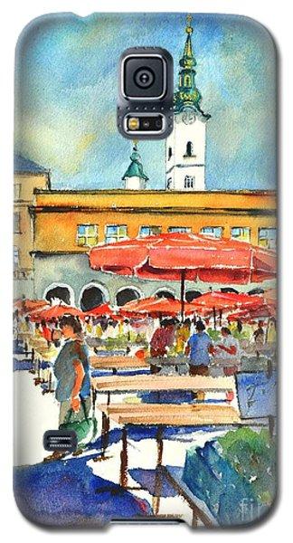 Dolce Market In Zagreb #1 Galaxy S5 Case