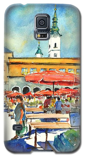 Dolce Market In Zagreb #1 Galaxy S5 Case