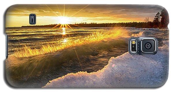 Door County Sunset Galaxy S5 Case