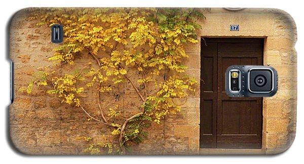 Doorway, Sarlat, France Galaxy S5 Case