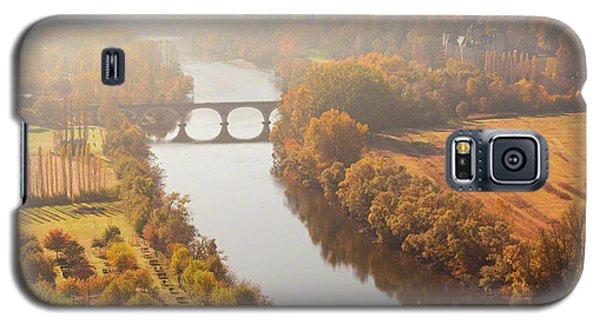 Dordogne River In The Mist Galaxy S5 Case