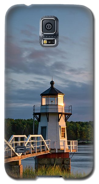 Doubling Point Light Galaxy S5 Case
