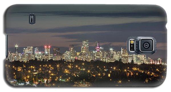 Downtown Dusk Galaxy S5 Case