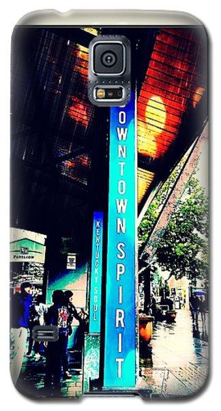 Downtown Spirit, Kentucky Soul Galaxy S5 Case