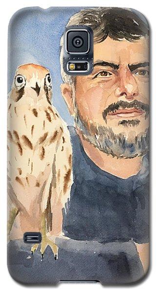Dr Yoossef And Hawk Galaxy S5 Case