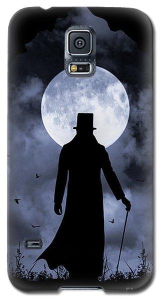 Dracula Returns Galaxy S5 Case
