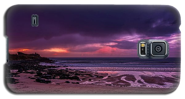 Dramatic Sky At Porthmeor Galaxy S5 Case