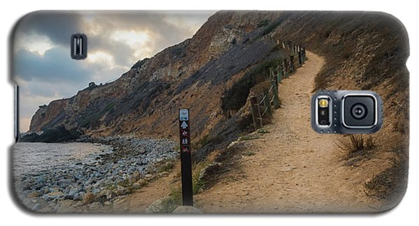 Dramatic Tovemore Trail Galaxy S5 Case