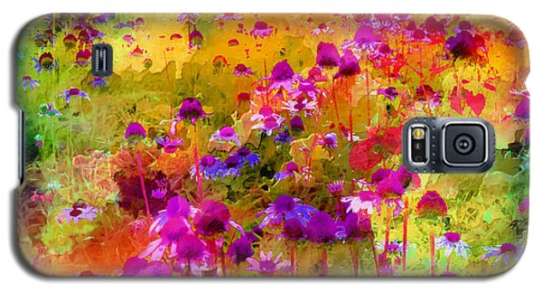 Dream Of Flowers Galaxy S5 Case
