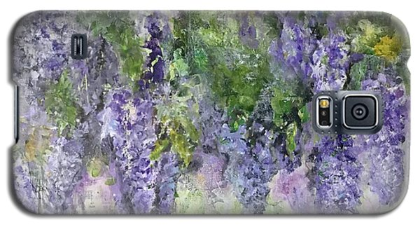 Dreams Of Wisteria Galaxy S5 Case