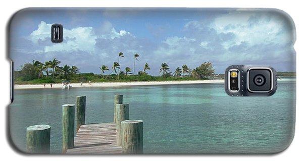 Dreamy View Beach Galaxy S5 Case