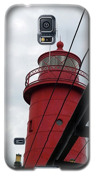 Dressed In Red Galaxy S5 Case