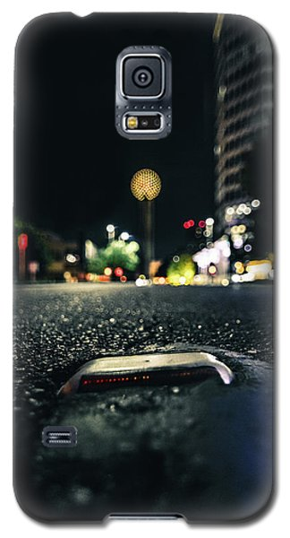Dropped Pin Galaxy S5 Case