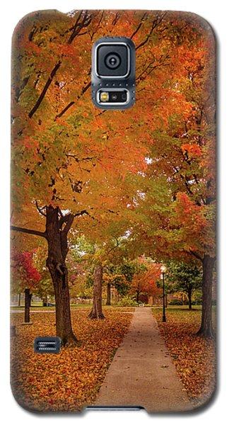 Drury Autumn Galaxy S5 Case