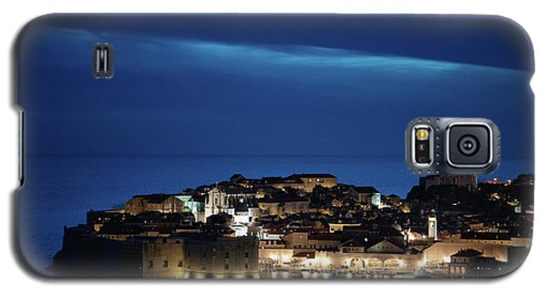 Dubrovnik Old Town At Night Galaxy S5 Case