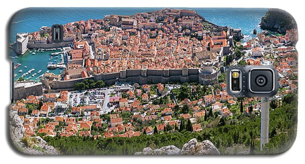 Dubrovnik Panorama From The Hill Galaxy S5 Case