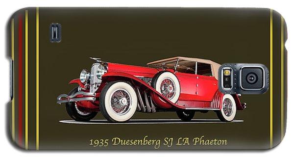 Duesenberg 1935 Galaxy S5 Case